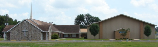 First Baptist Church - Winnie, Texas